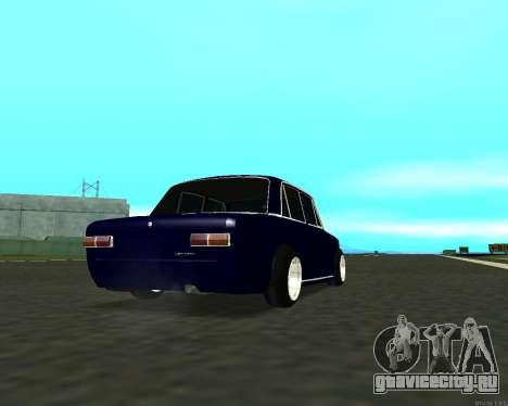 ВАЗ 2101 Baby v3 для GTA San Andreas вид сзади