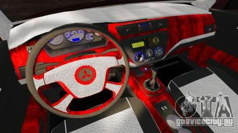 Mitsubishi Lancer Evolution IX 1.6 для GTA 4 вид сбоку