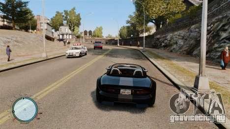Спидометр AdamiX v1 для GTA 4 второй скриншот