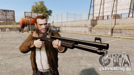 Тактический дробовик Fabarm SDASS Pro Forces v3 для GTA 4 третий скриншот