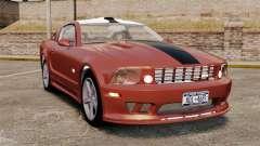Ford Mustang Saleen SA-25 2008 для GTA 4