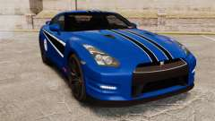 Nissan GT-R 2012 Black Edition AMS Alpha 12