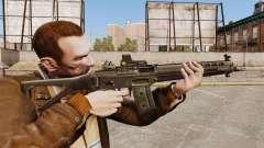 Штурмовая винтовка SIG 551