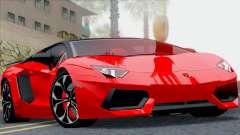 Lamborghini Aventador LP760-2 2013