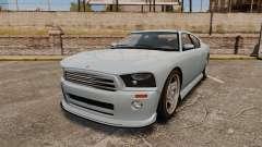 Buffalo TBoGT для GTA 4