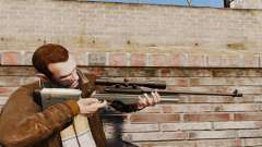 Снайперская винтовка Sako TRG-42
