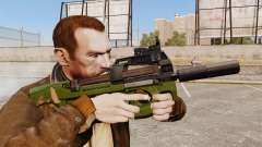 Бельгийский пистолет-пулемёт FN P90 v2