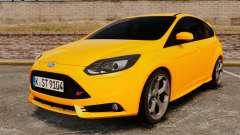 Ford Focus ST 2013 для GTA 4