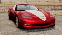 Chevrolet Corvette C6 Z06 V1.1 для GTA 4