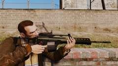 Штурмовая винтовка H&K MG36 v4