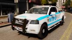 Ford F-150 v3.3 NYPD [ELS & EPM] v3