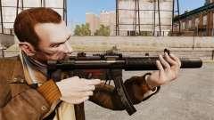 Пистолет-пулемёт MP5SD v1