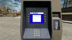 Банкомат Bank Of America v2.0 для GTA 4
