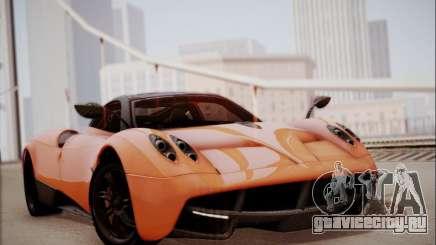 Pagani Huayra для GTA San Andreas