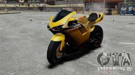 Ducati 848 для GTA 4