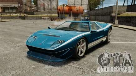 Обновлённый Bullet GT для GTA 4