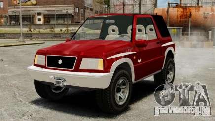 Suzuki Vitara JLX для GTA 4