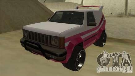 Sandking DUB для GTA San Andreas