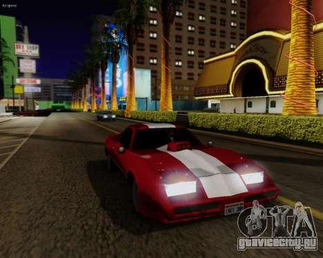 ENBSeries для мощных ПК для GTA San Andreas пятый скриншот
