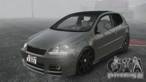 Volkswagen Golf GTi DT-Designs для GTA 4
