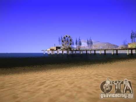 ENBSeries v4 by phpa для GTA San Andreas девятый скриншот