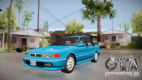 Mitsubishi Galant VR-4 (E39A) 1987 IVF АПП для GTA San Andreas