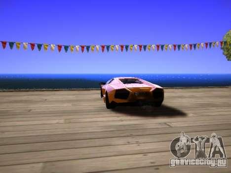 ENBSeries v4 by phpa для GTA San Andreas двенадцатый скриншот