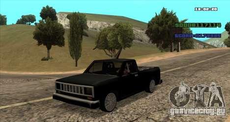 NEW Bobcat для GTA San Andreas