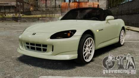 Honda S2000 для GTA 4