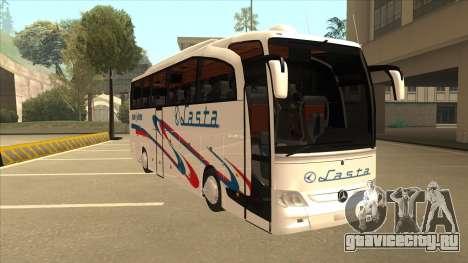 Mercedes-Benz Lasta Bus для GTA San Andreas вид слева