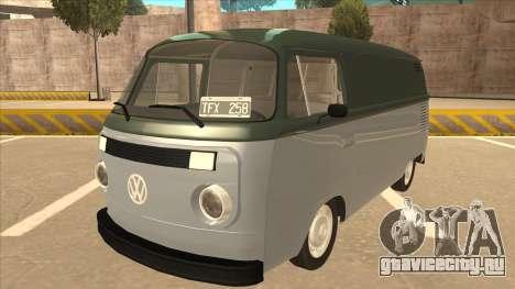 VW T2 Van для GTA San Andreas