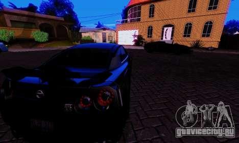 Realistic ENBSeries для GTA San Andreas пятый скриншот