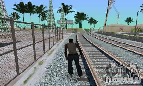 Ролики для GTA San Andreas второй скриншот