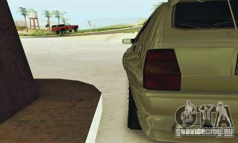 Lancia Delta HF Integrale для GTA San Andreas вид сбоку