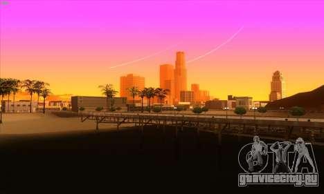 ENBSeries by MatB1200 V1.1 для GTA San Andreas третий скриншот