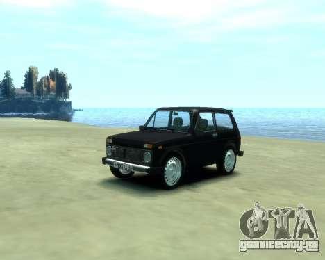 ВАЗ 2121 Нива для GTA 4