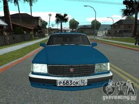 ГАЗ 31022 для GTA San Andreas вид слева