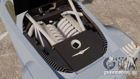 Chrysler ME Four-Twelve [EPM] для GTA 4 вид изнутри
