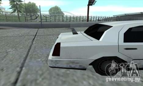 Stretch из GTA 5 для GTA San Andreas вид справа