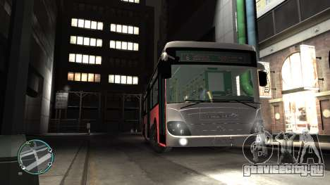 Daewoo BC211MA Baku для GTA 4 вид справа