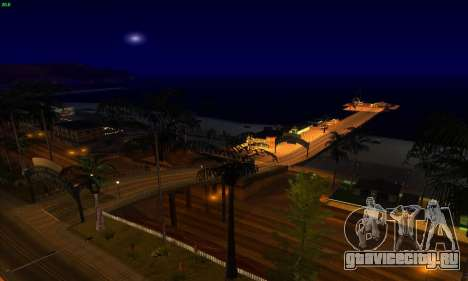 ENBSeries by MatB1200 V1.1 для GTA San Andreas пятый скриншот