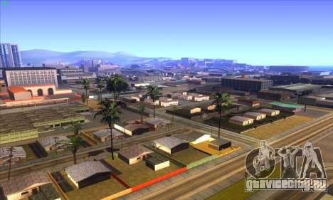 ENBSeries by MatB1200 V1.1 для GTA San Andreas