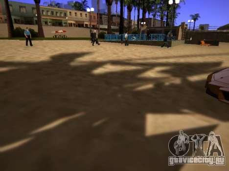ENBSeries v4 by phpa для GTA San Andreas одинадцатый скриншот