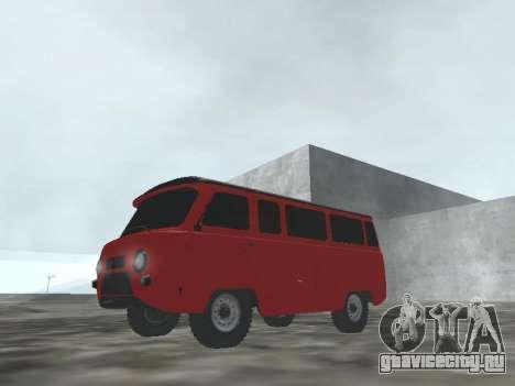 УАЗ 22069 для GTA San Andreas вид слева