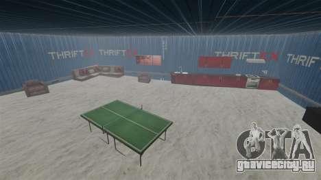 Пляжный дом для GTA 4 третий скриншот