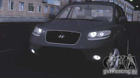 Hyundai Santa Fe для GTA San Andreas