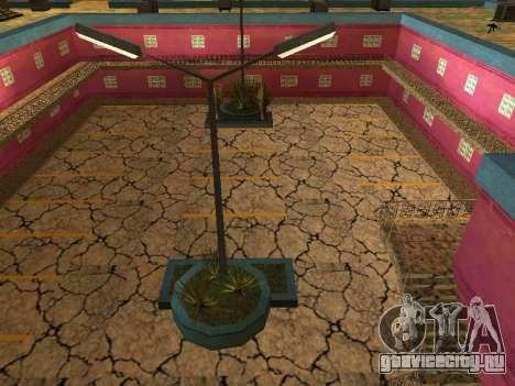 Новые текстуры отеля Jefferson для GTA San Andreas четвёртый скриншот