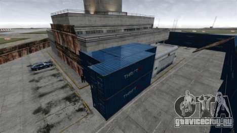 Боевая зона для GTA 4 второй скриншот