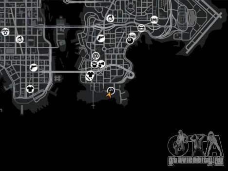Пляжный дом для GTA 4 девятый скриншот