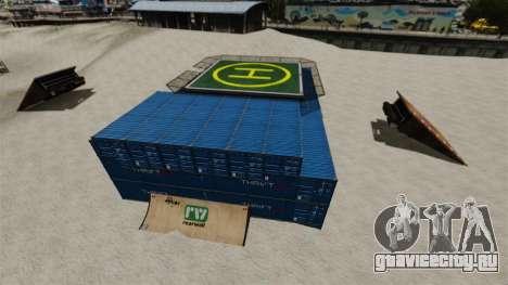 Пляжный дом для GTA 4